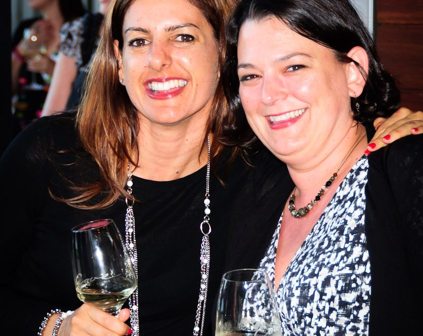 Xero 2011 Christmas Party – Ange & Michelle from Nixon Advantage