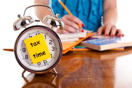 Tax Planning Starts Now!