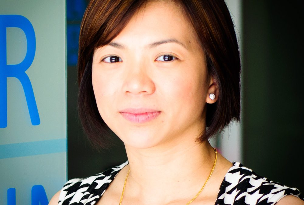 Open welcome letter to Crystal Lim – Business Service Manager