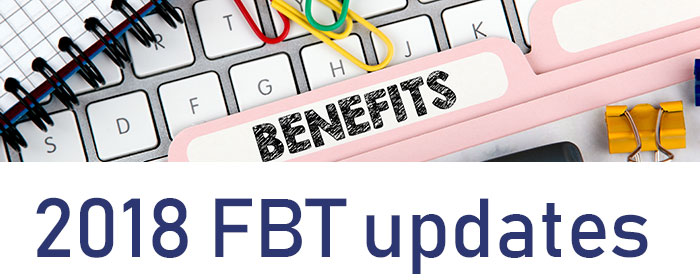 2018 FBT Year End Tips