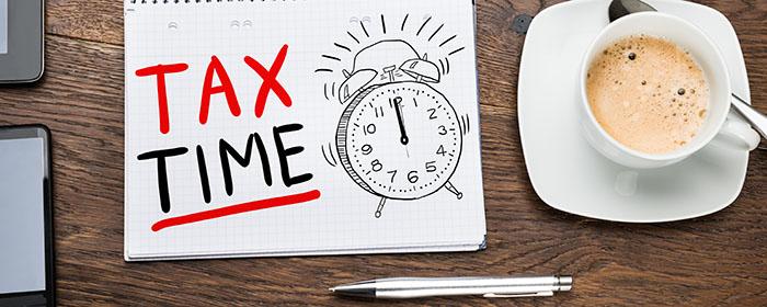 2018财年年终税务工作重点