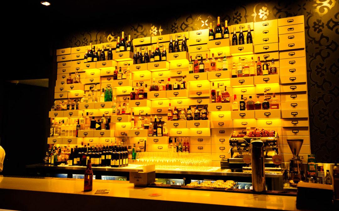 Xero 2011 Christmas Party – Sounthbank – Bar area