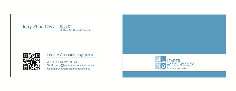 QR coded card